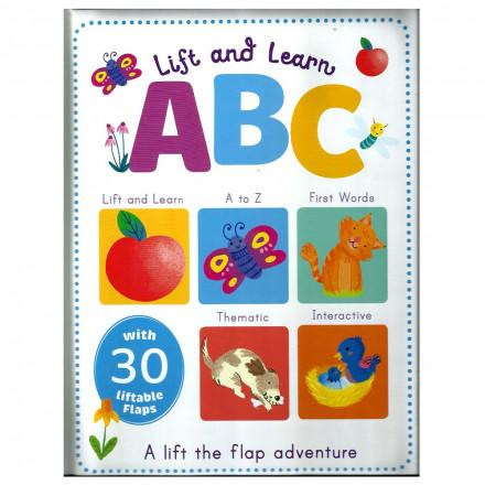Children's Books Outlet |Lift and Learn ABC