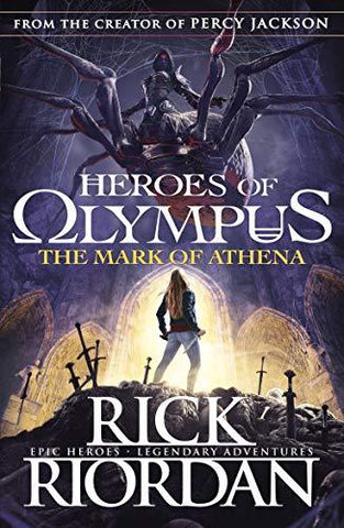 Children's Books Outlet | Disney The Mark of Athena by Rick Riordan