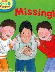 Children's Books Outlet |Biff, Chip And Kipper: Missing Level 2 Oxford Reading Tree