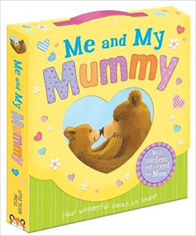 Me and My Mummy 4 Book Set