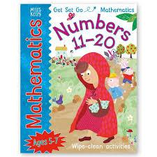 Children's Books Outlet |Mathematics: Numbers 11 - 20