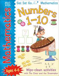 Children's Books Outlet |Mathematics: Numbers 1 - 10