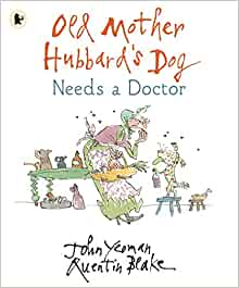 Old Mother Hubbard's Day by John Yeoman