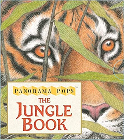 Children's Books Outlet |Panorama Pops: The Jungle Book