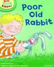 Children's Books Outlet |Biff, Chip And Kipper: Poor Old Rabbit Level 2 Oxford Reading Tree