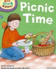 Children's Books Outlet |Biff, Chip And Kipper: Picnic Time Level 1 Oxford Reading Tree