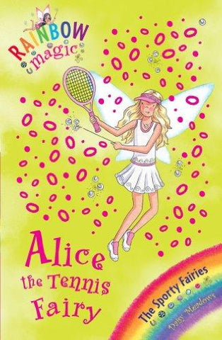 Children's Books Outlet |Rainbow Magic - Alice the Tennis Fairy