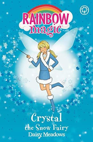 Children's Books Outlet |Rainbow Magic - Crystal the Snow Fairy