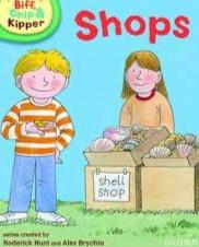 Children's Books Outlet |Biff, Chip And Kipper: Shops Level 2 Oxford Reading Tree