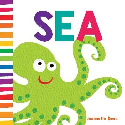Children's Books Outlet |Sea by Jeannette Rowe
