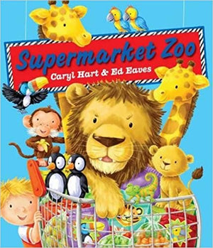 Children's Books Outlet |Supermarket Zoo by Caryl Hart