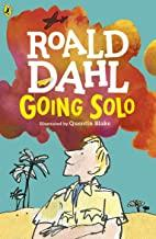 Children's Books Outlet |Going Solo by Roald Dahl
