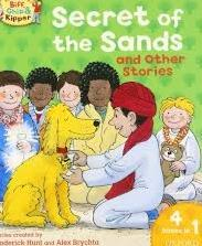 Children's Books Outlet | Biff, Chip And Kipper Secret of the Sands Level 3 Oxford Reading Tree