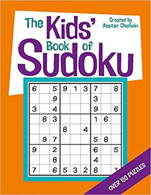 Children's Books Outlet |The Kids Book of Sudoku
