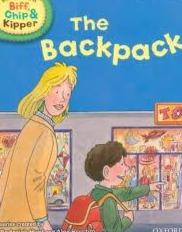 Children's Books Outlet |Biff, Chip And Kipper: The Backpack Level 2 Oxford Reading Tree