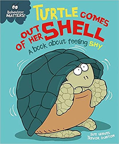 Children's Books Outlet |Behaviour Matters Turtle Comes Out of Her Shell