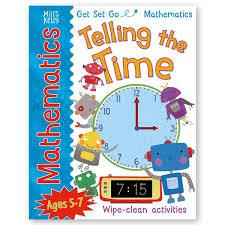 Children's Books Outlet |Mathematics: Telling the Time