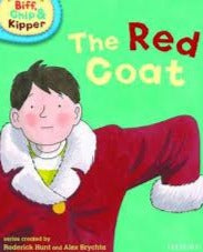 Children's Books Outlet |Biff, Chip And Kipper: The Red Coat Level 2 Oxford Reading Tree