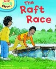 Children's Books Outlet |Biff, Chip And Kipper: The Raft Race Level 2 Oxford Reading Tree