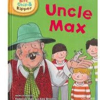 Children's Books Outlet | Biff, Chip And Kipper Uncle Max Levels 3 Oxford Reading Tree