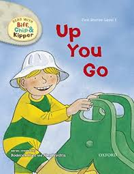 Children's Books Outlet |Biff, Chip And Kipper: Up You Go Level 1 Oxford Reading Tree
