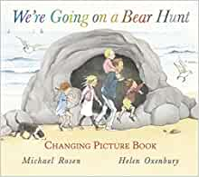 Children's Books Outlet |We're Going on a Bear Hunt by Michael Rosen