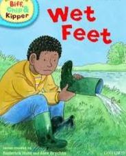 Children's Books Outlet |Biff, Chip And Kipper: Wet Feet Level 2 Oxford Reading Tree