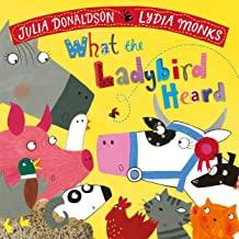 Children's Books Outlet |What the Ladybird Heard by Julia Donaldson