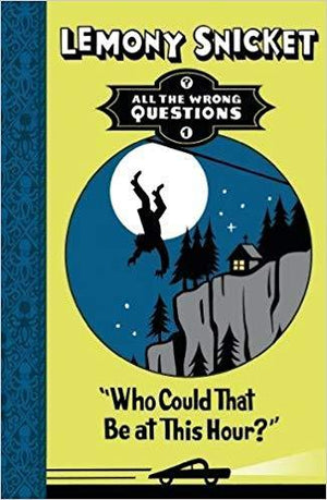 Children's Books Outlet |Who Could That Be This Hour