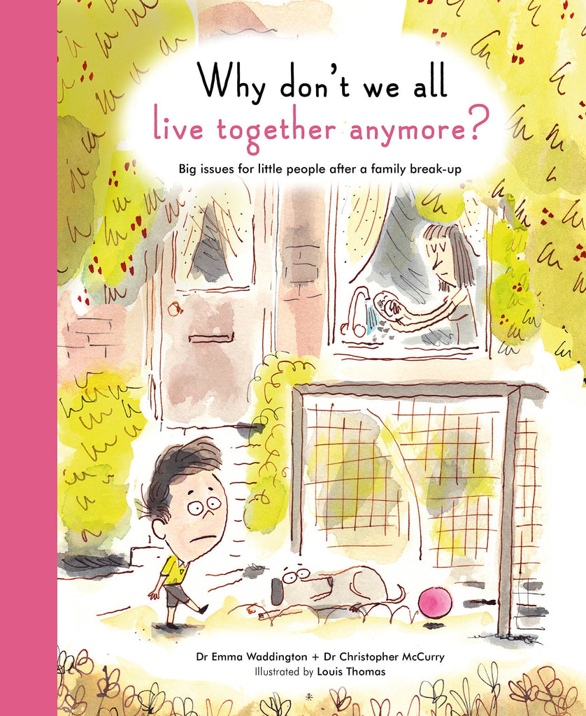 Children's Books Outlet | Why don't we all live together anymore?