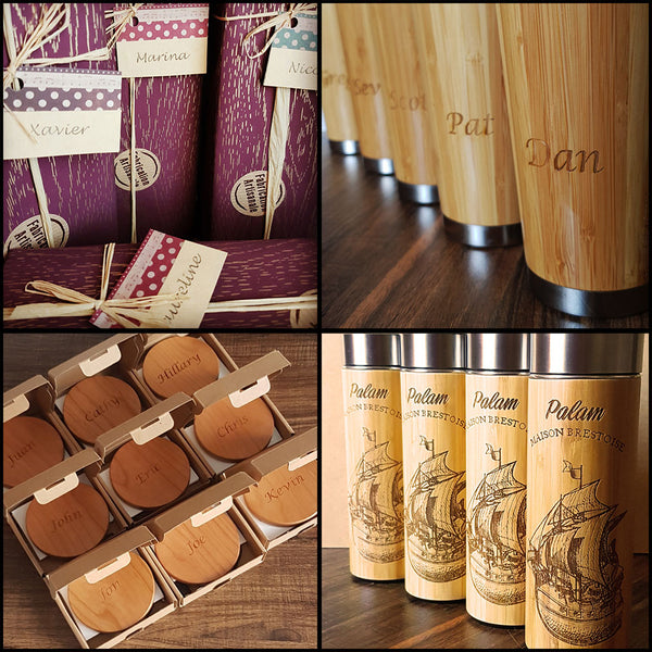 Wood Business Gifts for Brand Awareness, Corporate Partners, Employees, Hotels and  Events