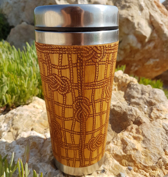 Nautical and Fishing Designs Travel Mug