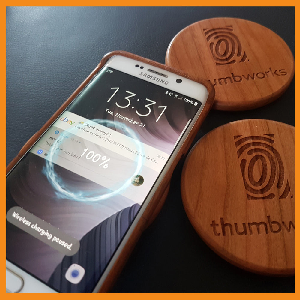 Wireless QI Charging Pads