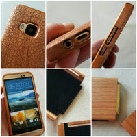 Geometric GEOWEB Wood Phone Case - litha-creations-france
