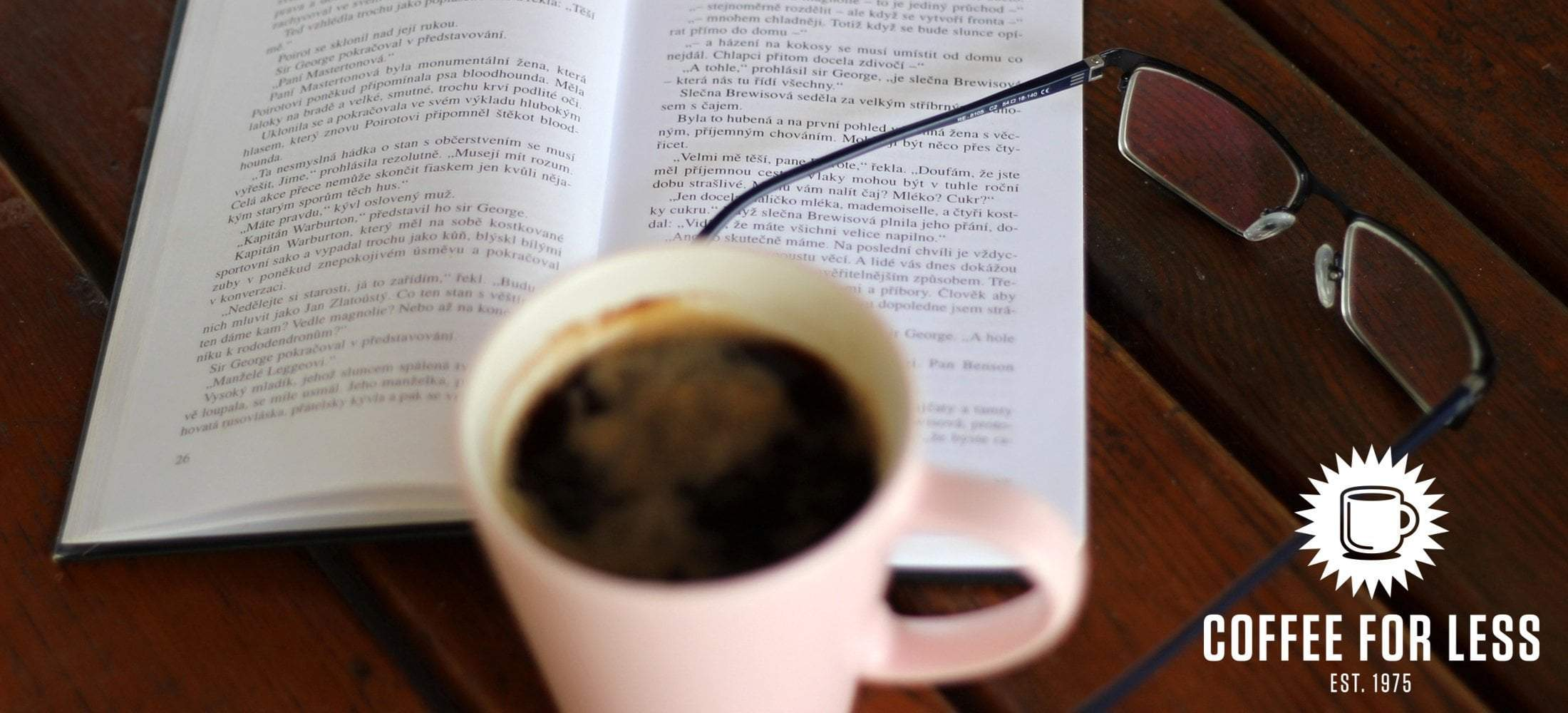 Back to School Required Reading for Coffee Lovers