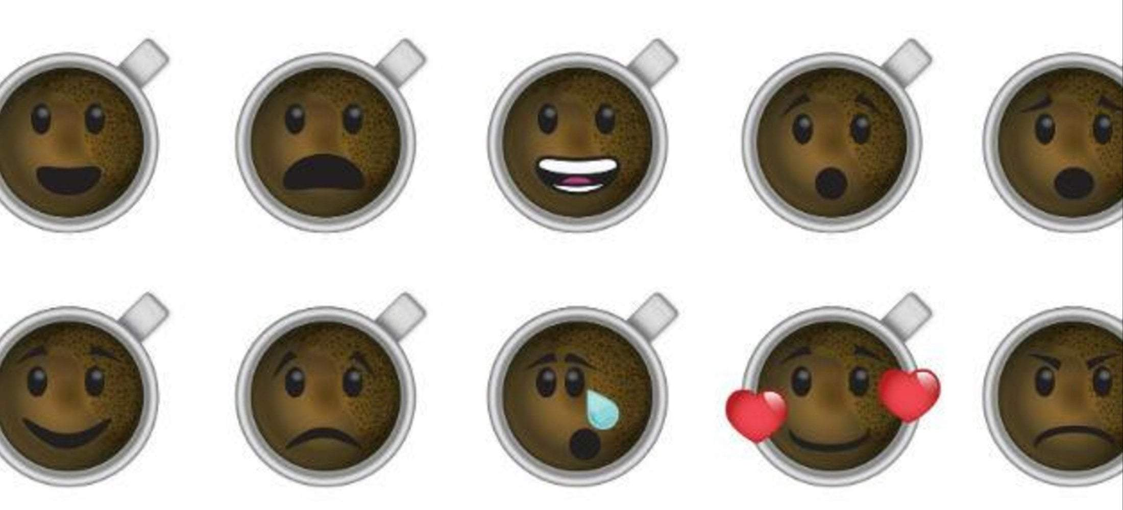 Use the Coffee Emoji to Express Your Java Joy