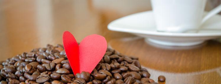 Love coffee? Learn more about our monthly coffee club!