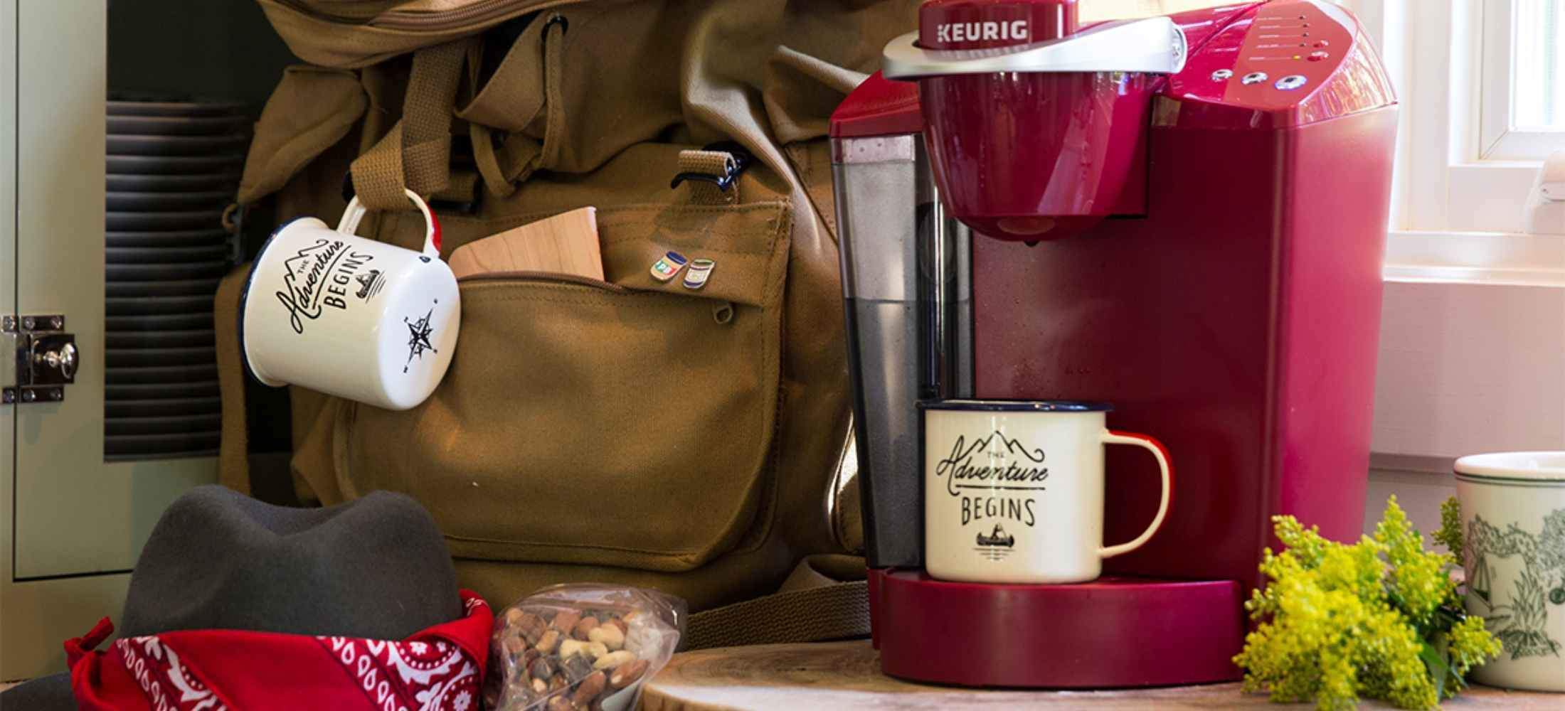 Easy Keurig Coffee Machine Hacks You'll Wish You Already Knew