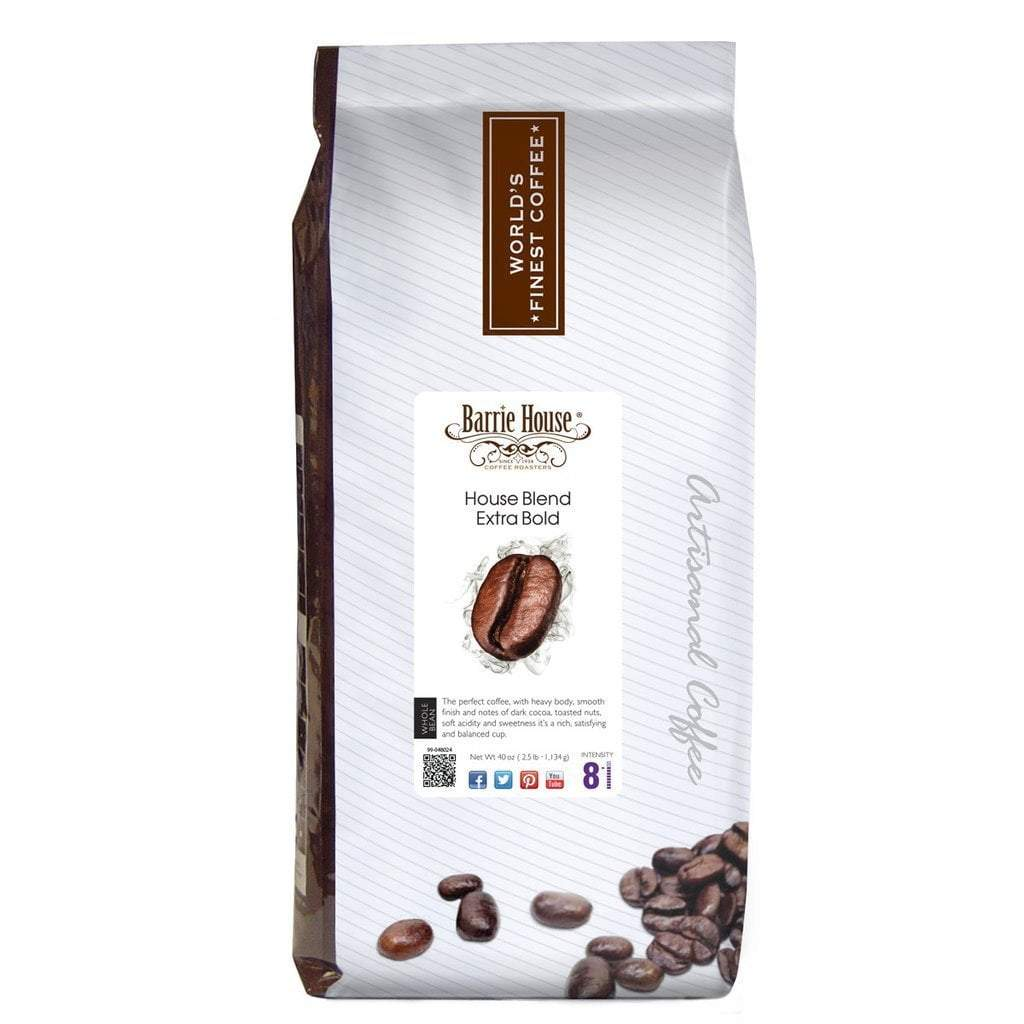 Barrie House Coffee Beans