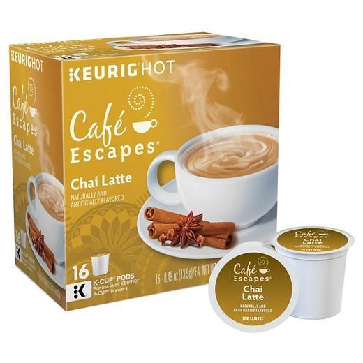 Café Escapes K-Cup® Pods