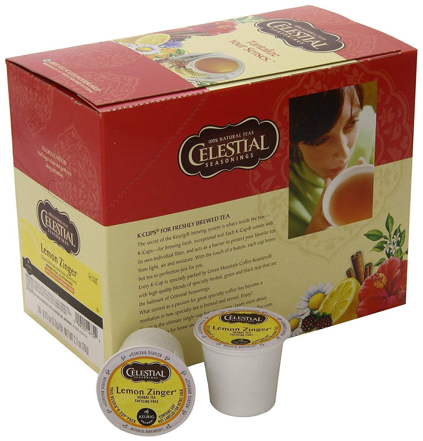 Flavored Tea K-Cup® Pods
