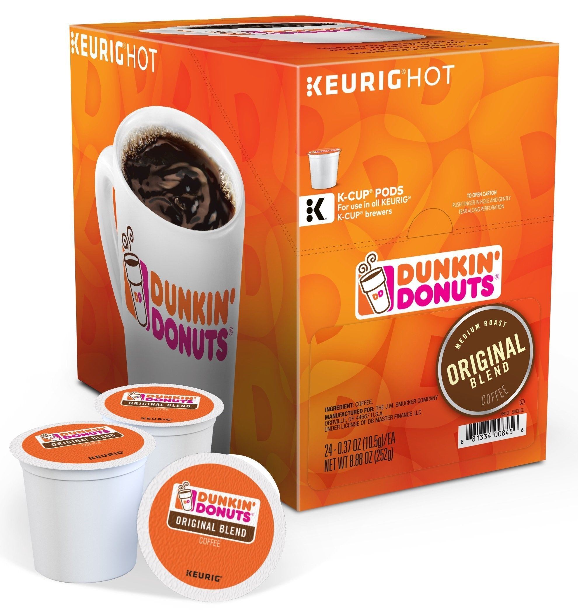 Dunkin' Donuts K-Cup® Pods