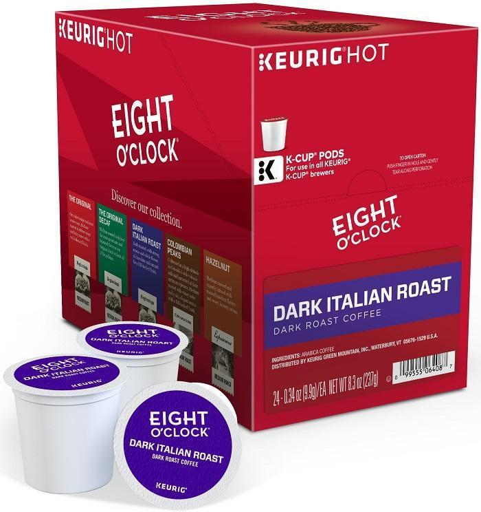 Eight O'Clock Coffee K-Cup® Pods