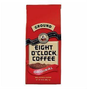 Eight O'Clock Coffee Ground Coffee