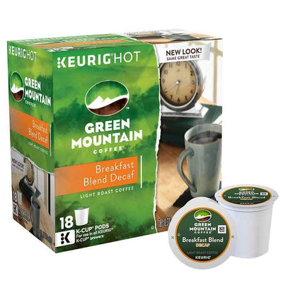 Decaf K-Cup® Pods
