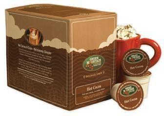 Green Mountain Hot Chocolate K-Cup® Pods