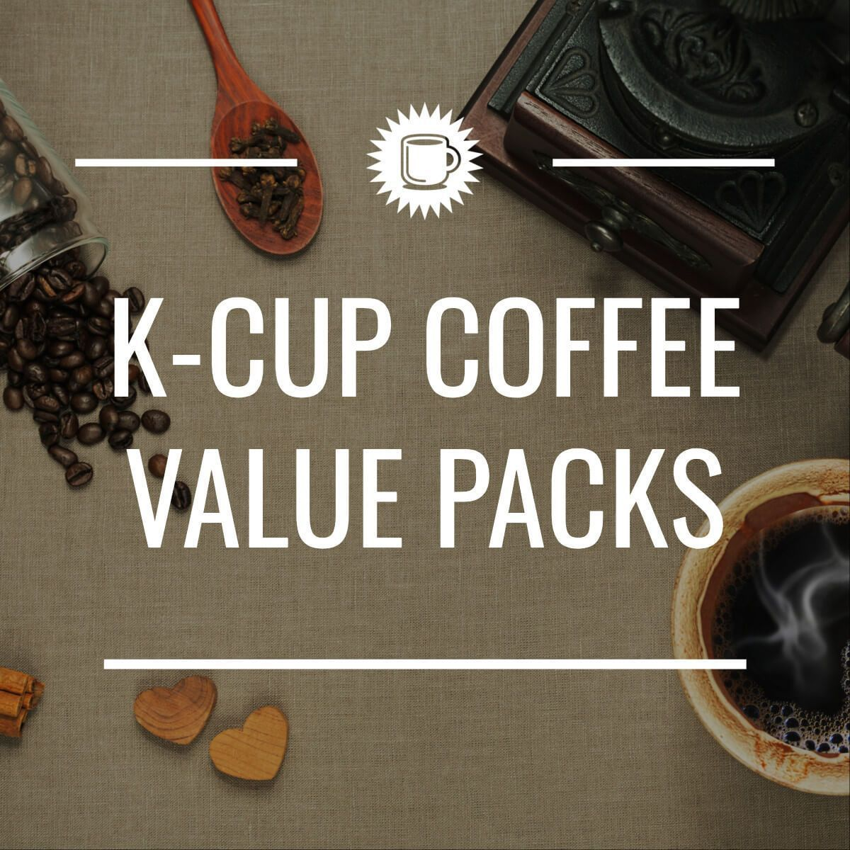 K-Cup Coffee Value Packs