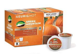 Seasonal K-Cup® Pods