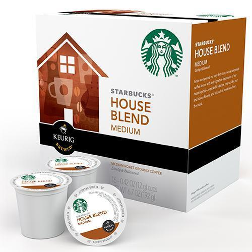 Starbucks Coffee K-Cup® Pods