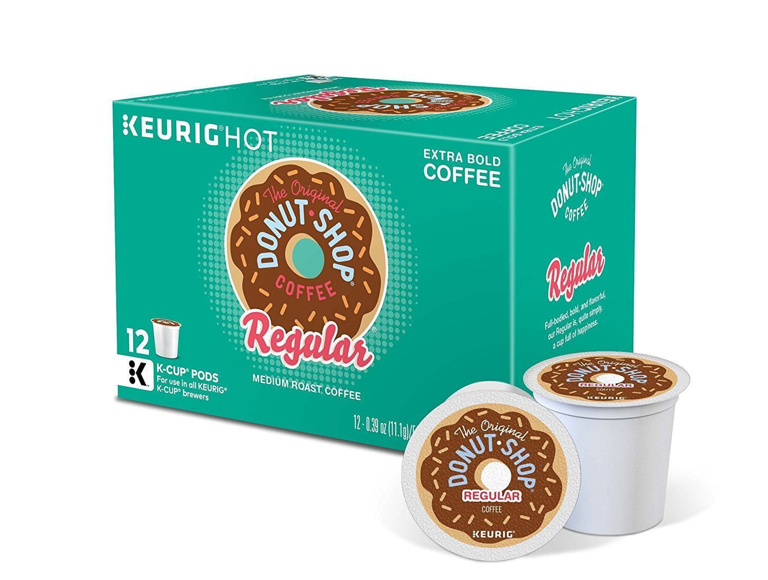 The Original Donut Shop K-Cup® Pods